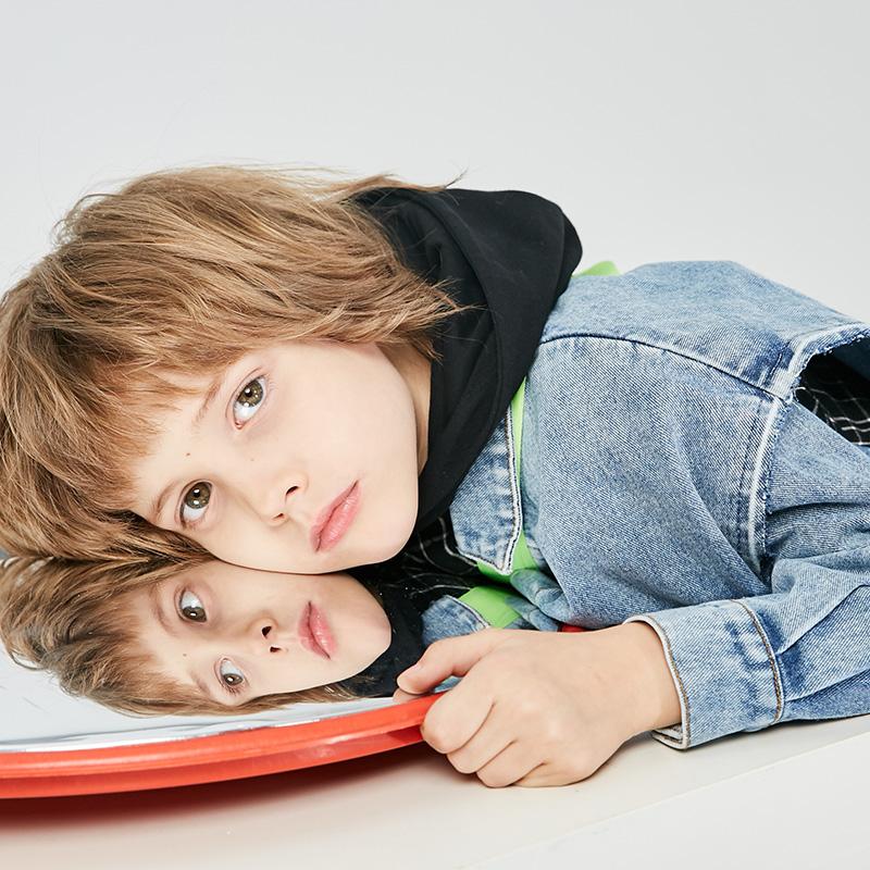 【常销频道】SUNTOMORROW儿童鞋服0726